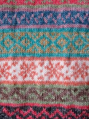 Fair Isle breien patroon