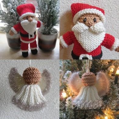 Breipatronen Kerst