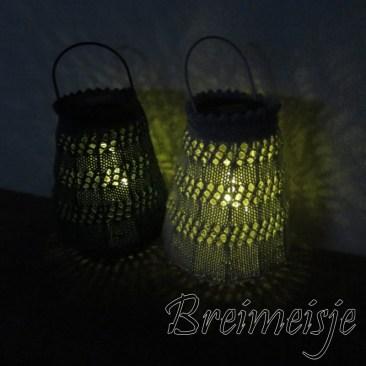 Lampjes binnen