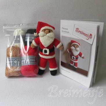Kerstman pakket