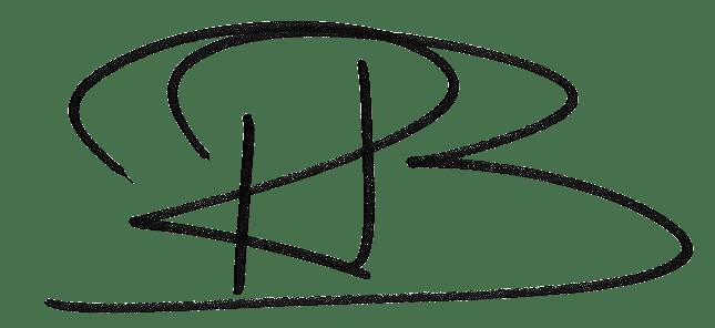 Unterschrift Robert Breineder