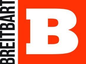 Image result for breitbart logo