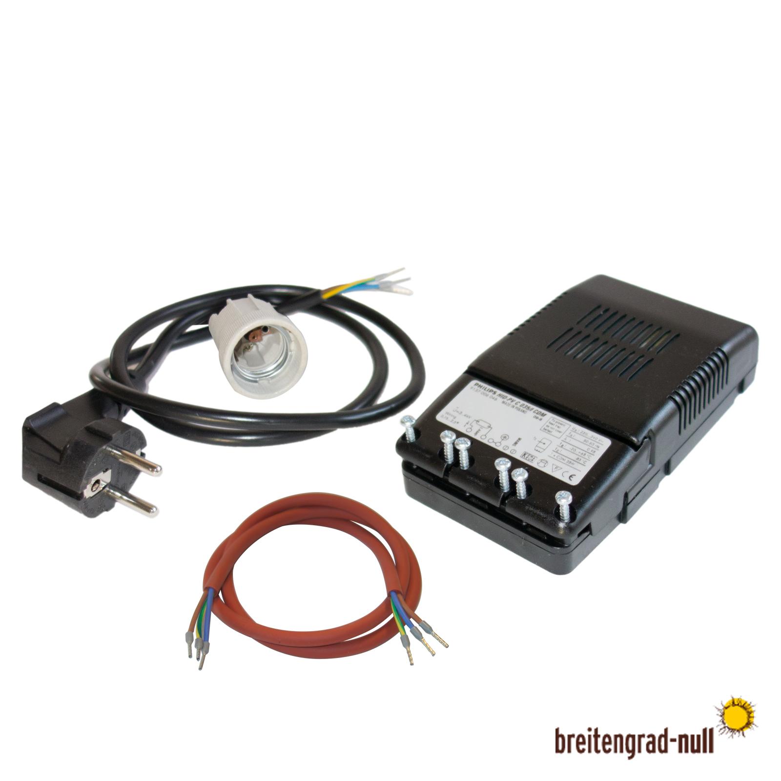 Philips Ballast Wiring