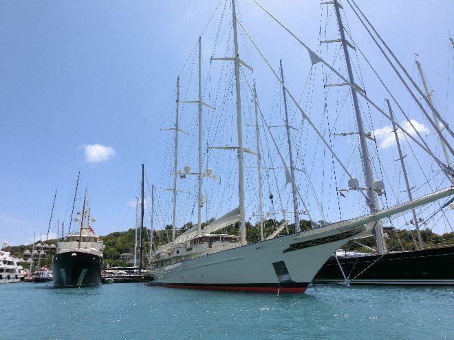 Tag 5 bei der Karibikkreuzfahrt mit der Star Clipper _ 4