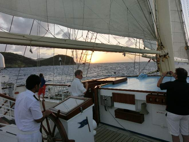 Tag 3 auf der Karibikkreuzfahrt mit der Star Cipper_9
