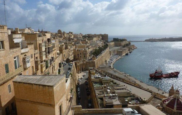 Filmreife Kulisse in Malta