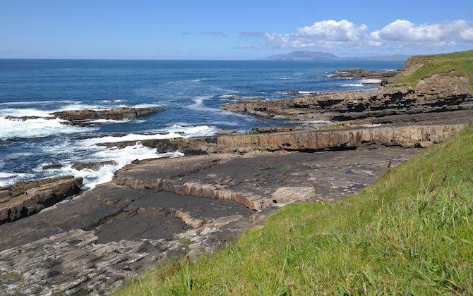 Bucht von Donegal / Irland