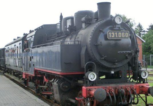 Museumsbahn Schönberger Strand im Reiseblog BREITENGRAD53