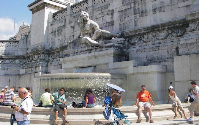 Reiseblog BREITENGRAD53 Alle Wege führen nach Rom, doch wohin in Rom? 3