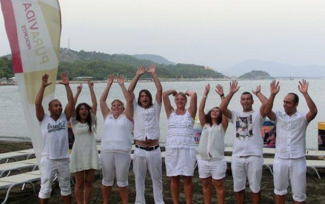 team Puravida resorts seno