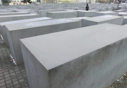 Holocaust Mahnmal Berlin_2
