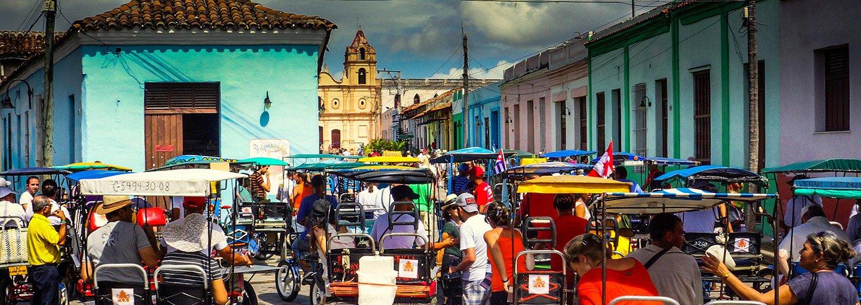 Kuba - Martin Cyris -Rickscha