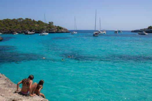 Mallorca Urlaub im August 1