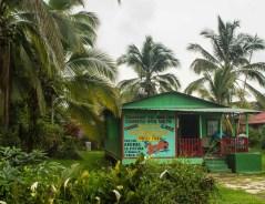 Costa Rica - Tortuguero Nationalpark - Haus