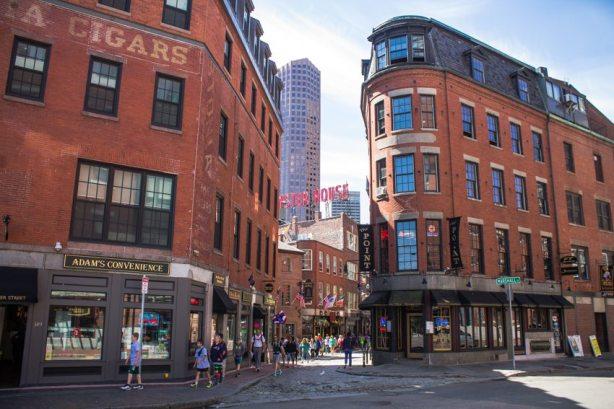 Reisebericht Boston - Joerg Pasemann - Reiseberichte - New York