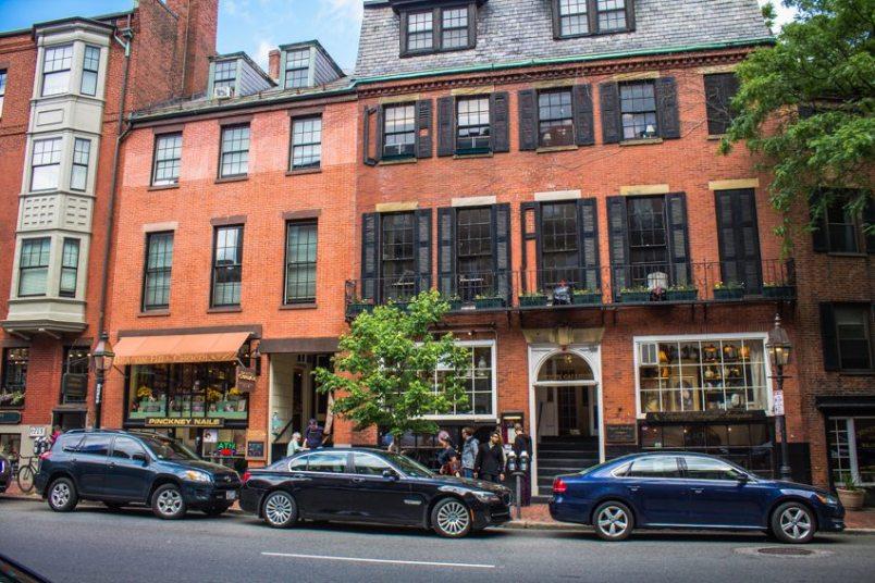 Reisebericht Boston - Joerg Pasemann - Reiseberichte Beacon Hill -8417