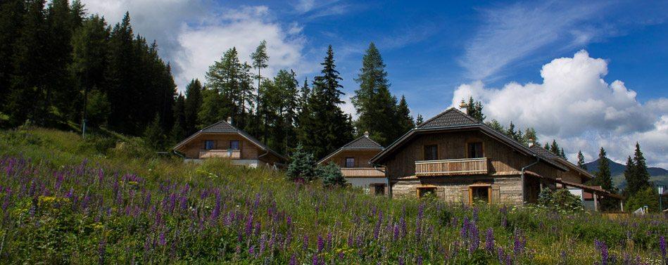 Urgemütliche Hütten am Katschberg - Familienurlaub Österreich