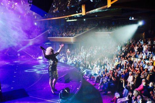 Elke Winter in Concert