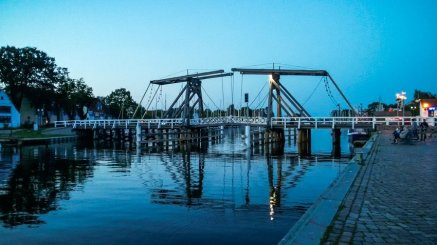 Flusskreuzfahrt Oder - Liane Ehlers - 22 Greifswald Wiek
