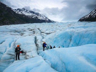Gletscherwandern in Alaska 2017 - Brigitte Geiselhart-16