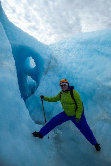 Gletscherwandern in Alaska 2017 - Brigitte Geiselhart-6
