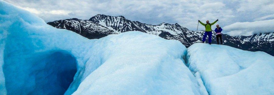 Gletscherwandern in Alaska 2017 - Brigitte Geiselhart-7