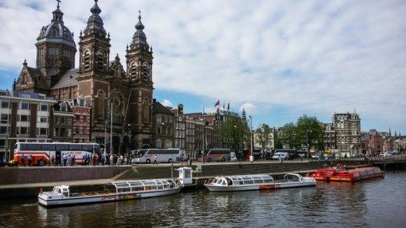 Kreuzfahrt mit der Costa Magica - Liane Ehlers - 12 Amsterdam