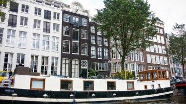 Kreuzfahrt mit der Costa Magica - Liane Ehlers - 14 Amsterdam