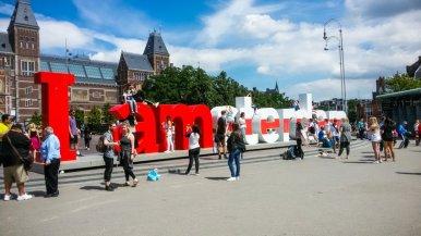 Kreuzfahrt mit der Costa Magica - Liane Ehlers - 16 Amsterdam