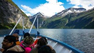 Kreuzfahrt mit der Costa Magica - Liane Ehlers - 25 Geiranger