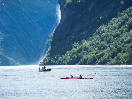 Kreuzfahrt mit der Costa Magica - Liane Ehlers - 28 Geiranger