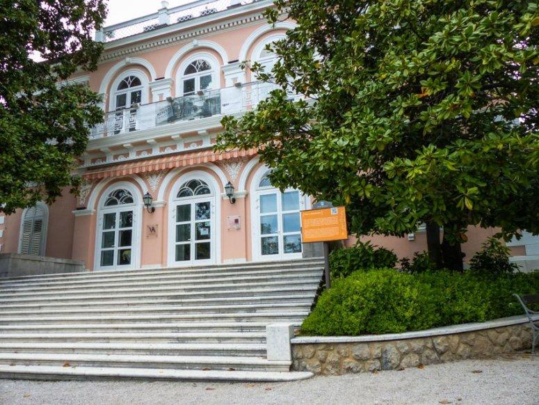 Opatija 10 Villa Angiolina - Liane Ehlers-Opatija-Kroatien