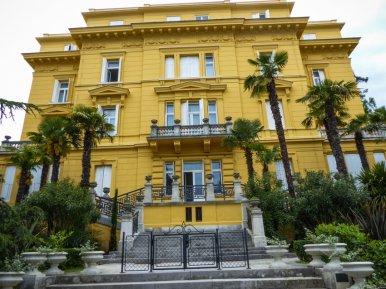 Opatija 11 Villa Amalia7 301- Liane Ehlers-Opatija-Kroatien