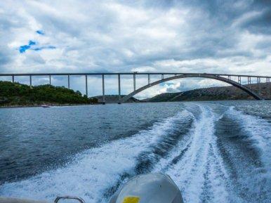 Opatija 14 Mit dem Speedboot nach Crikvenica 2017 121- Liane Ehlers-Opatija-Kroatien
