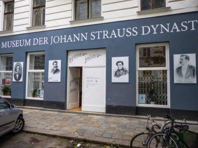 Wien 21 Straussmuseum - sightseeing wien - Liane Ehlers