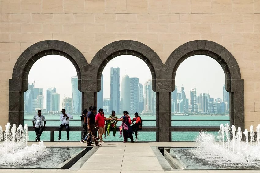Stopover in Katar - Jutta Lemcke (11 von 18)