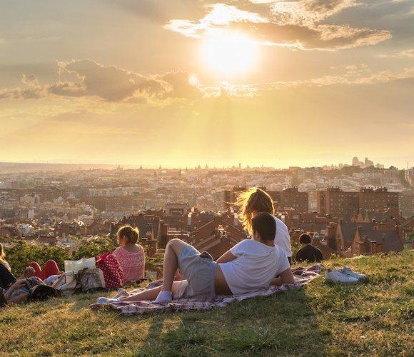 Madrid fuer Verliebte
