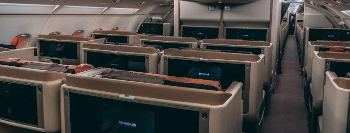 Singapur Airlines Finn Ehrig