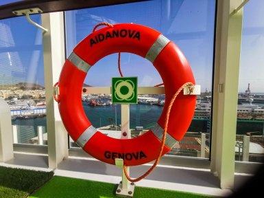 Kreuzfahrt mit AIDAnova - Jutta Lembcke - IMG_20190223_110830