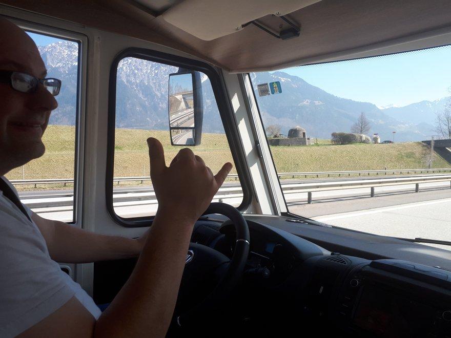 Urlaub Wohnmobil Torben Knye 4 von 24 - Unterwegs nach Südfrankreich