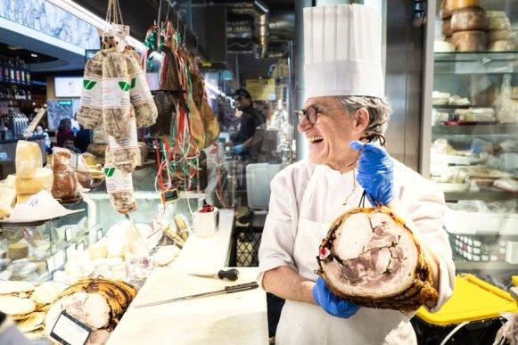 Mercato Centrale 12 von 12 - Mercato Centrale - Italiens Küche in ihrer ganzen Vielfalt
