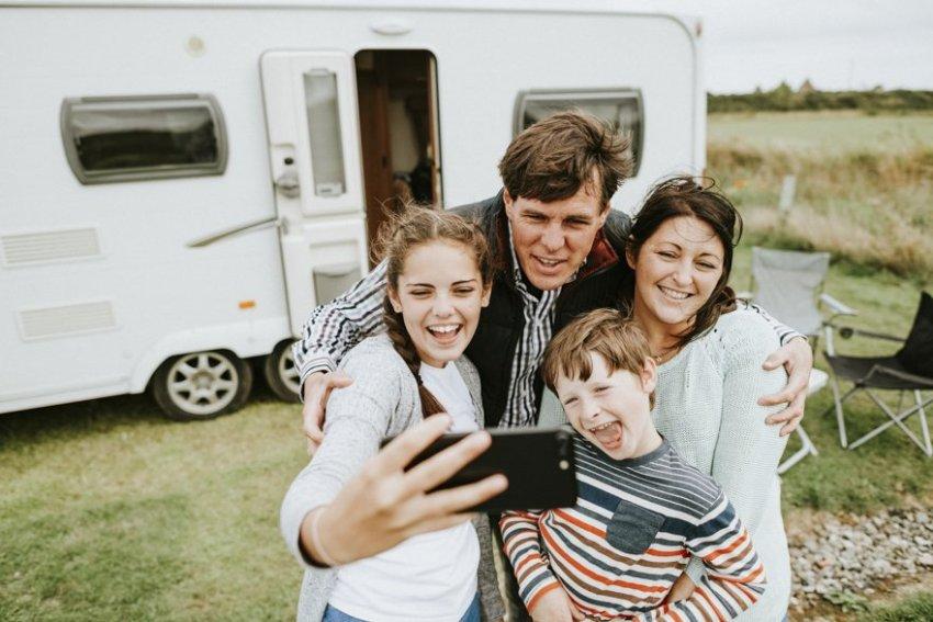 Urlaub im Wohnmobil PaulCamper 2 - Urlaub im Wohnmobil - großer Spaß mit kleinen Hindernissen