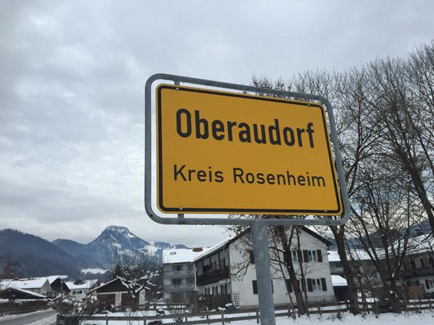 Start und Ziel der Tour lagen in Oberaudorf