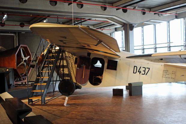 Eine Focke-Wulf A 16 von 1924