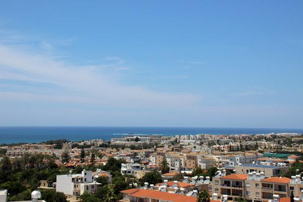 Trotz der langen Geschichte präsentiert sich Paphos heute modern