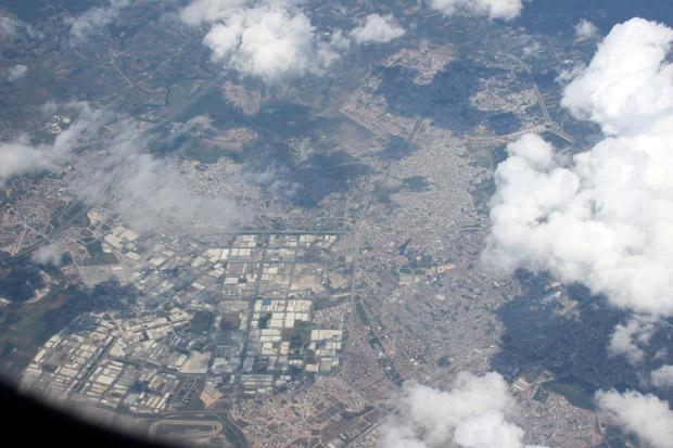 Die Stadt Bursa - kurz vor Istanbul