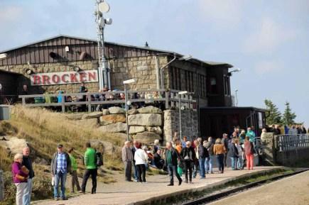 Brocken Bahnhof
