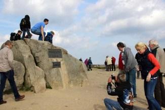 Jeder will ein Gipfelfoto