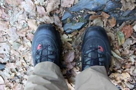 Meine neuen Schuhe von Lowa