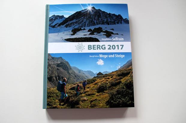 Berg 2017 - Das Alpenvereinsjahrbuch